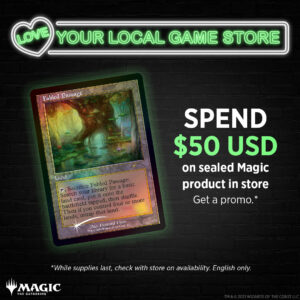 Love Your Local Game Store Promo